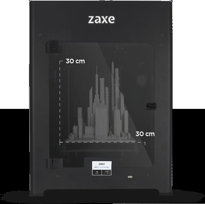 Zaxe X1 Plus 3 boyutlu yazıcı