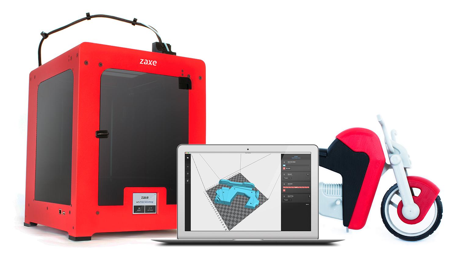 Zaxe X1 3D Printer / 3D Yazıcı